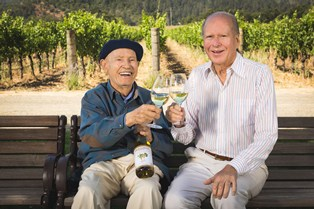 Grgich Hills Estate's 40th Anniversary: Wine Country This Week